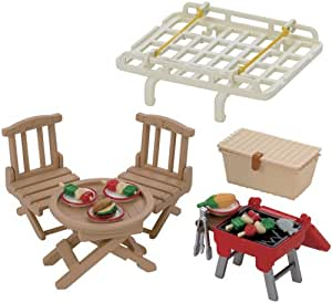 Calico Critters Calico Critters Roof Rack with Picnic Set