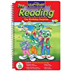 "LeapPad: LeapStart Pre-Reading – ""The Birthday Surprise"" Interactive Book and Cartridge"