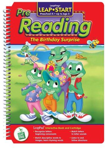 [LeapPad: LeapStart Pre-Reading -