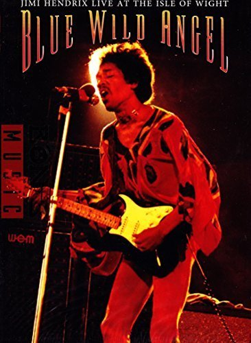 JIMI HENDRIX: BLUE WILD ANGEL. LIVE AT THE ISLE OF WIGHT 2002 ?????? BRAND NEW