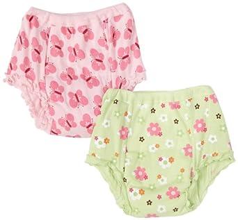 Amazon com carters little girls 2 pack underwear training pants