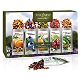 Tea Forte Single Steeps Herbal Tea – 15 Pack