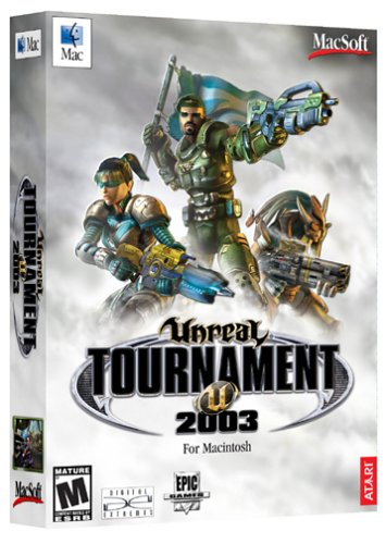 Unreal Tournament 2003B00009KP31