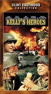 Kelly's Heroes [VHS]