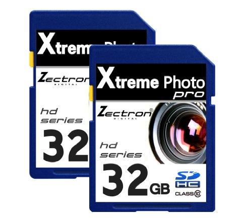 2-x-32gb-memory-cards-sd-sdhc-class10-64gb-total-for-panasonic-lumix-dmc-gf1eg-k-digital-camera-camc