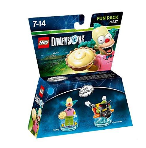 LEGO Dimensions - Fun Pack - Krusty