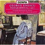 Enescu: Piano Quartets No1 & No 2