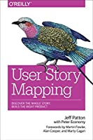 User Story Mapping Front Cover