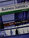 img - for Business Statistics plus MyStatLab plus XL Stat -- Package (3rd Edition) book / textbook / text book