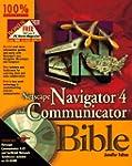Netscape Communicator Bible