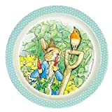 Melamine Peter Rabbit with Carrots Children's Bowl