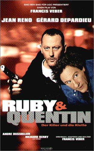 Ruby & Quentin - Der Killer und die Klette [VHS]
