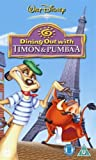 Timon And Pumbaa - Dining Out With Timon And Pumbaa (Disney) [VHS]
