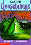 Welcome to Camp Nightmare (Goosebumps #9)