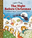The Night Before Christmas (Little Golden Storybook) (0307161781) by Clement C. Moore