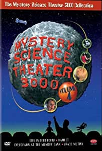 Mystery Science Theater 3000 Collection: Volume 4 (Girl in Gold Boots / Hamlet [1961] / Overdrawn at the Memory Bank / Space Mutiny)