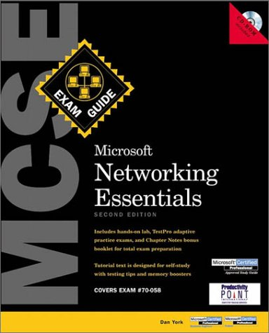 MCSE Networking Essentials Exam Guide