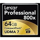 Lexar LCF64GCRBNA800 Professional 800x 64GB VPG-20 Compact Flash Card