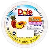 Dole Tropical Fruit in Juice (113g) ジュースでドールトロピカルフルーツ( 113グラム)