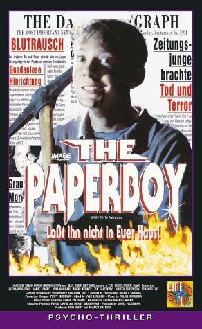 The Paperboy [VHS]