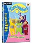 Favourites Teletubbies Favourite Games