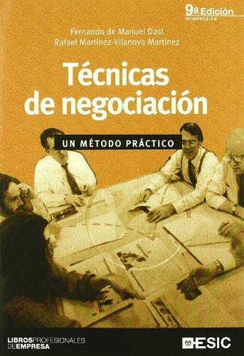 TECNICAS DE NEGOCIACION descarga pdf epub mobi fb2