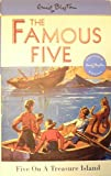 Enid Blyton The Famous Five: Five on a Treasure Island