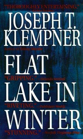 Flat Lake In Winter, JOSEPH T KLEMPNER