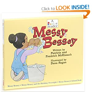 Messy Bessey (A Rookie Reader)