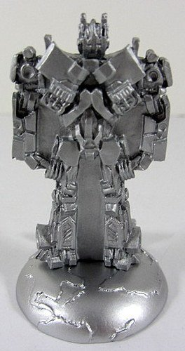 "Transformers Optimus Prime 2.5"" Mini Statue"