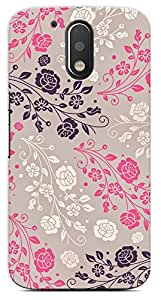 Kaira High Quality Printed Designer Back Case Cover For Motorola Moto G4 Plus(446)