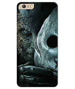 FurnishFantasy 3D Printed Designer Back Case Cover for Micromax Canvas Knight 2 4G,Micromax Canvas Knight 2 4G E471