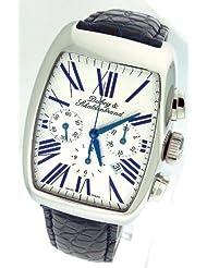 Men's Dubey & Schaldenbrand Aerochrono-sixty Automatic Watch