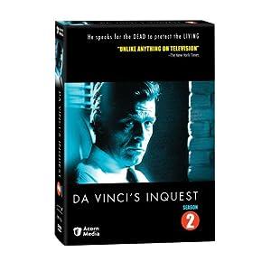 Da Vinci's Inquest - Season 2 movie