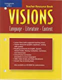 img - for Visions Teacher Resource Book B book / textbook / text book