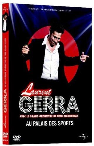 Gerra, Laurent - Laurent Gerra Avec Le Grand Orchestre De Fred Manoukian Au Palais Des Sports