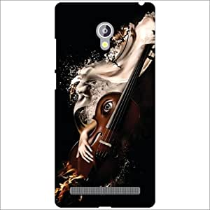 Asus Zenfone 6 A601CG Back Cover - Strong Designer Cases