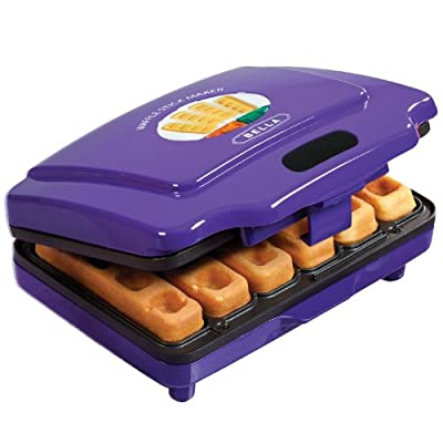 BELLA 13575 Waffle Stick Maker, Purple by D&H Distributing - Sensio Products