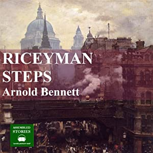 Riceyman Steps Audiobook