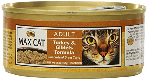 Nutro MAX CAT Adult Turkey & Giblets