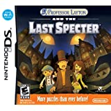 Professor Layton and the Last Specter - Nintendo DS ~ Nintendo