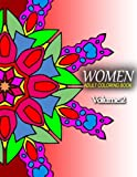 img - for WOMEN ADULT COLORING BOOKS - Vol.2: adult coloring books best sellers for women (Volume 2) book / textbook / text book