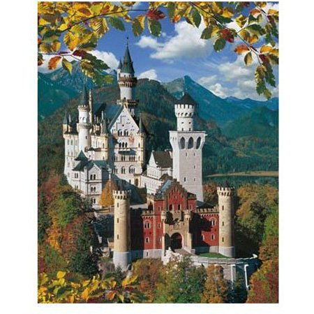 Cheap Hobbico Visual Echo 3D Effect Neuschwanstein Castle 3D Lenticular Puzzle 500pc S5 (B000YBDUN4)