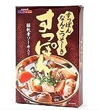 すっぽんなんこつそーき 400g×5箱 オキハム 沖縄産のスッポンを使用し、軟骨ソーキや野菜を加えた具だくさんのスープ 調理も簡単 お土産にもぴったり