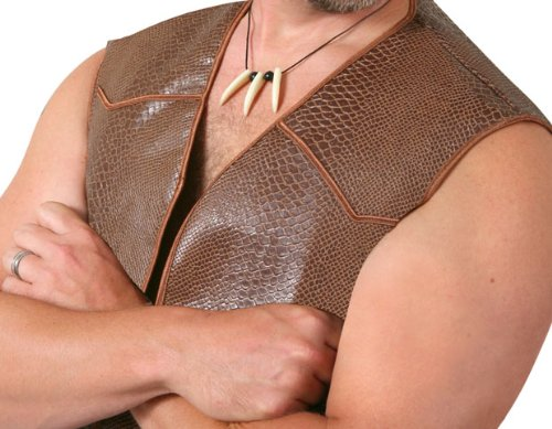 Adult Crocodile Dundee Costume Necklace