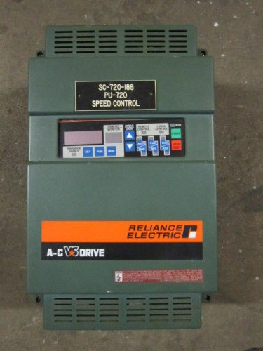 Reliance Electric 2Gu41003 Gp2000 Vs Ac Drive 3 Hp 460V