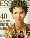 img - for 40 of the Most Inspiring African Americans, By Essence (Special Collectors Edition) book / textbook / text book