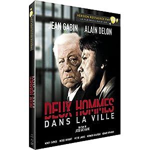 Deux hommes dans la ville [Combo Collector Blu-ray + DVD]