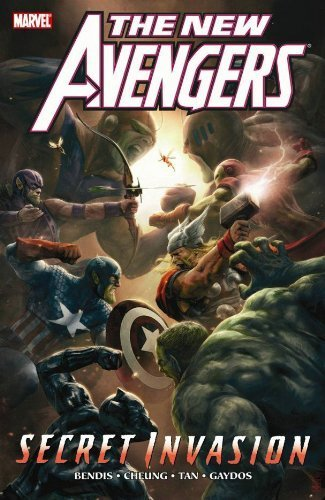 New Avengers Volume 9: Secret Invasion Book 2 TPB (Graphic Novel Pb) by Bendis, Brian Michael (2009) Paperback (Marvel Secret Invasion Tpb compare prices)