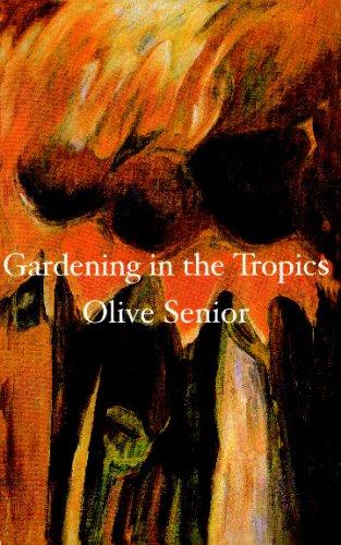 Poetry analysis olive senior gardening in